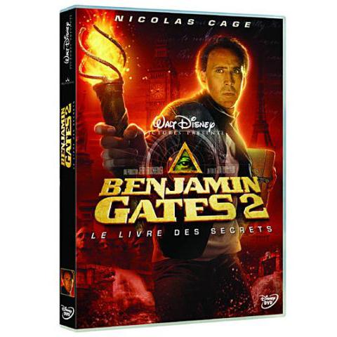 Benjamin Gates 2 Offre abonnés