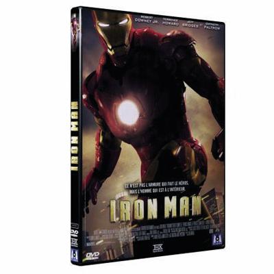 Iron Man Offre abonnés