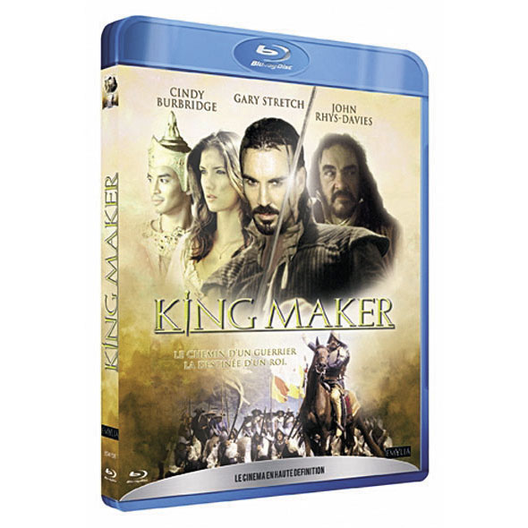 King Maker Blu-ray Offre abonnés
