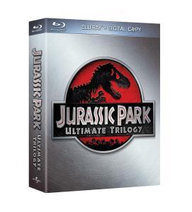 Jurassic Park, La Trilogie