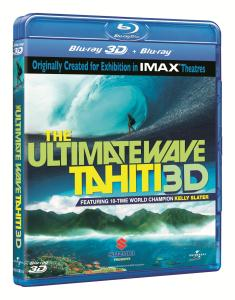 Ultimate Wave Tahiti 3D